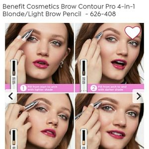 Brand New Benefit Brow Contour Pro Blonde/…